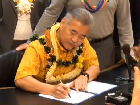"Hawai'i Care Choices' Policy on Hawai'i's Medical Aid in Dying Law (""Our Care, Our Choice Act"")"