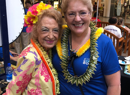 "An interview with hospice patient – Betty Jane ""BJ"" Pa"