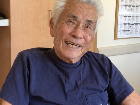 Graduating from Hospice Care - An Interview with Iwao Nagata and Sharyl Okamoto