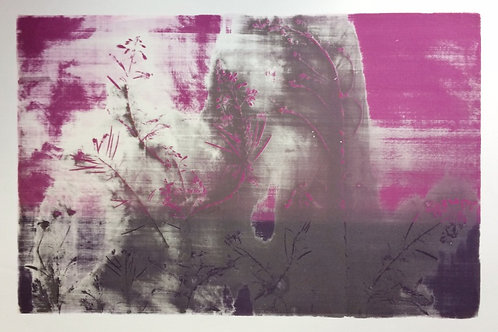 020 Pink Landscape 59 x 39