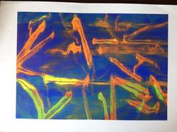 163 Neon feel 60 x 42 L