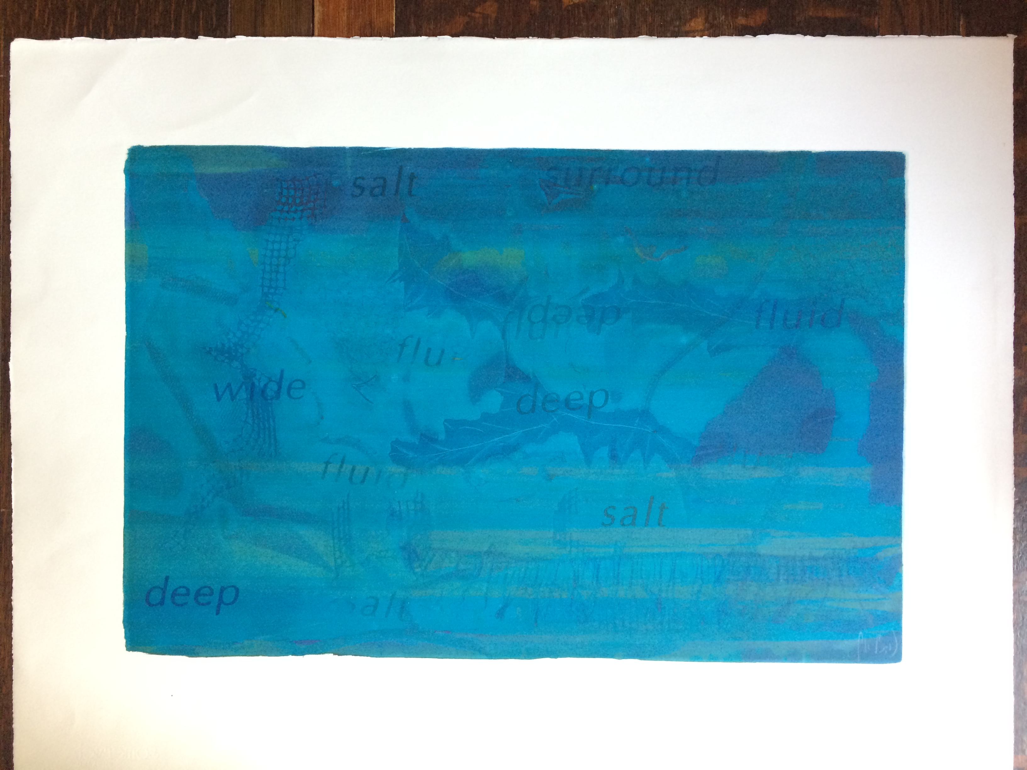 008 Surround 39 x 60 Signed