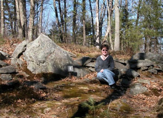 America's Stonehenge, New Hampshire.