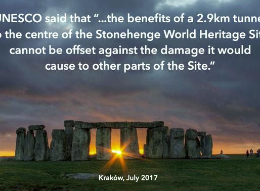 Meanwhile back at Stonehenge…
