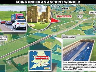 Stonehenge - Saved!