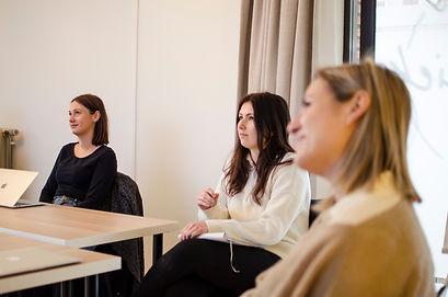 groepstraining rond stress- en burn-out preventie, leidinggeven en communicatie bij Anthentiek in Hasselt