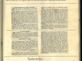 8 février 1915 - Un général peu populaire