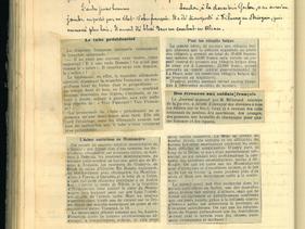 23 décembre 1914 - Delémontains blessés dans des camps opposés