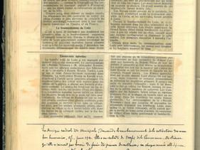 11 décembre 1914 – Les Delémontains découvrent le cinéma