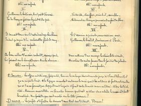 1er janvier 1915 : on fête Saint-Sylvestre malgré la guerre !