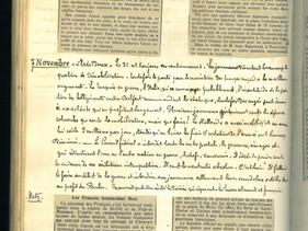 7 novembre 1914 – Début de la censure