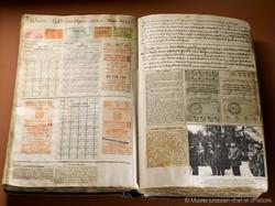 Journal d'Arthur Daucourt, 8e volume