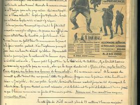 23 décembre 1914 - La guerre vue comme un châtiment divin