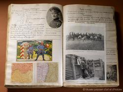Journal d'Arthur Daucourt, 4e volume