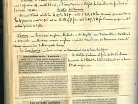 14 mai 1915 – Mort d'un cuistot delémontain sur le Lusitania