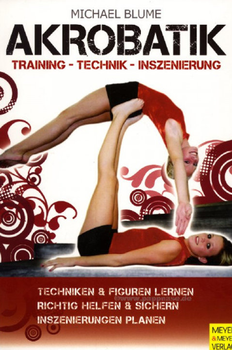 Buch «Akrobatik Training – Technik – Inszenierung»