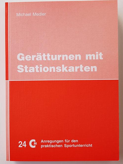 CM 24 Gerätturnen mit den Stationskarten (Michael Medler)