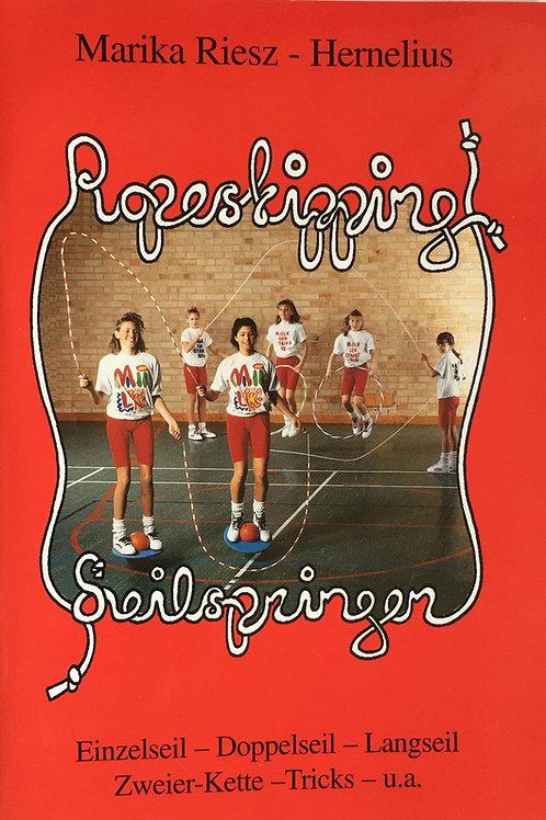 Buch: Rope Skipping-Seilspringen (Riesz)
