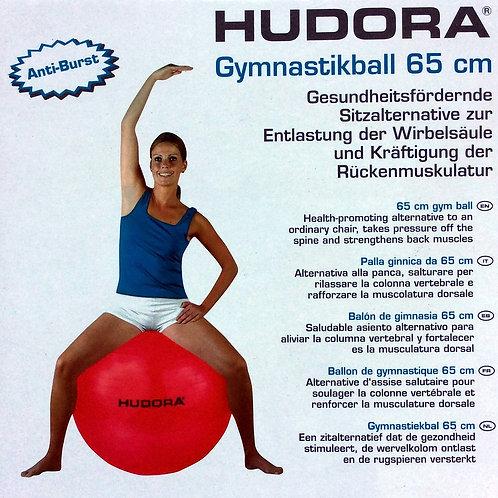 Hudora Gymnastikball 65 cm Ø (rot)
