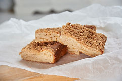Spiced apple slice