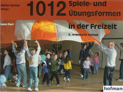 1012 Spiele- und Übungsformen in der Freizeit (H.Fluri)