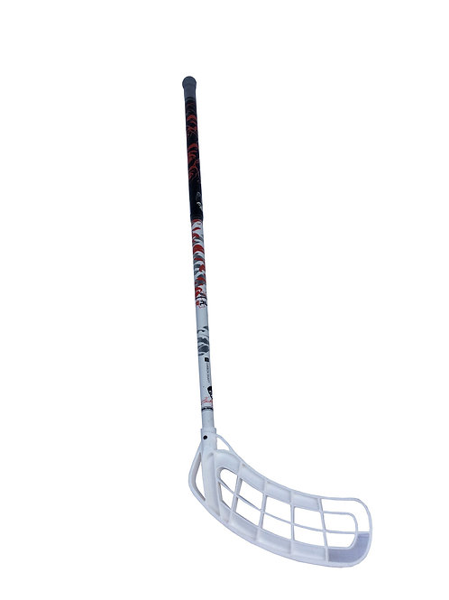 Unihockey-Stock mit Carbon Shaft, rechts
