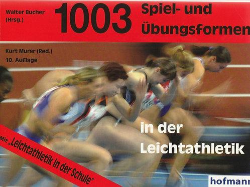 1003 Spiel- und Übungsformen in der Leichtathletik (Murer)