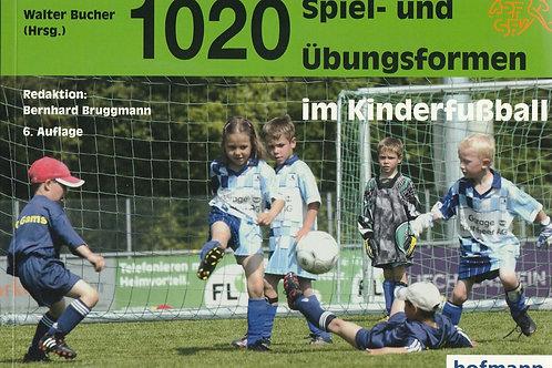 1020 Spiel- und Übungsformen im Kinderfussball