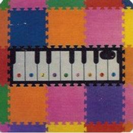 Piano Puzzle-Teppich