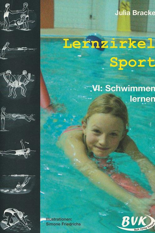 Lernzirkel Sport 06: Schwimmen lernen (J. Bracke)