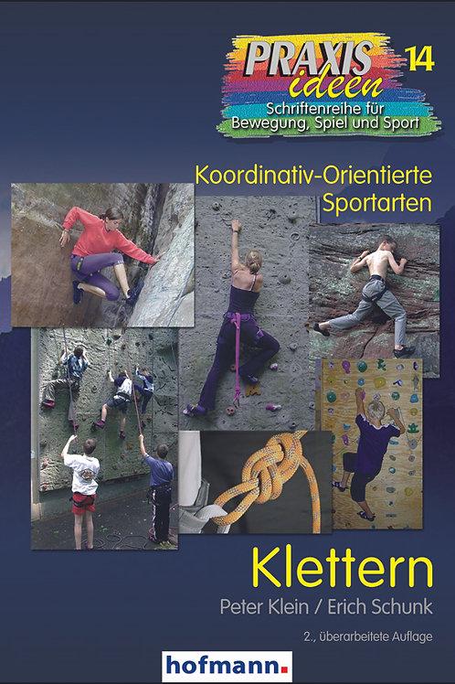 Praxisideen Band 14: Klettern (P.Klein / E. Schunk)