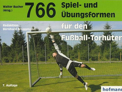 766 Spiel- und Übungsformen für den Fussball-Torhüter