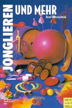 Buch «Jonglieren und mehr»