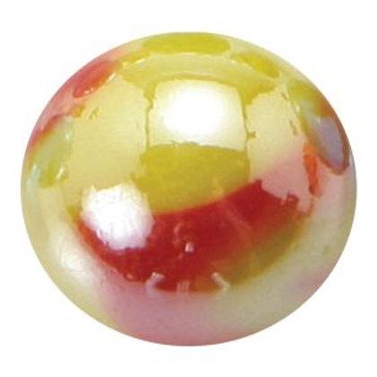 50 Glas-Murmeln  14 - 16 mm «Solar»