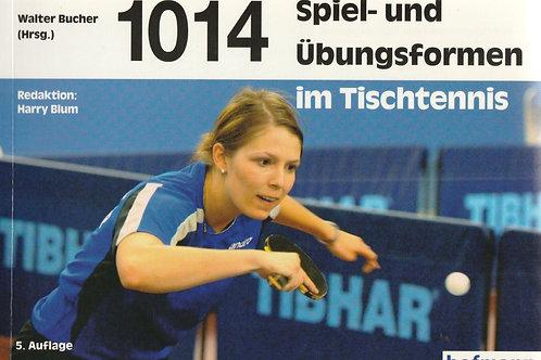 1014 Spiel- und Übungsformen im Tischtennis (H. Blum)