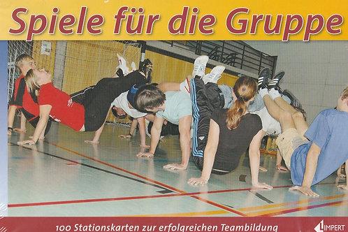 Spiele für die Gruppe (H. Lange / T. Stüer)