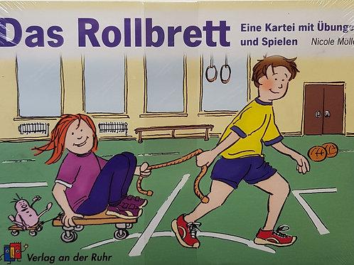 Das Rollbrett - eine Kartei mit Übungen und Spielen (N. Möller)