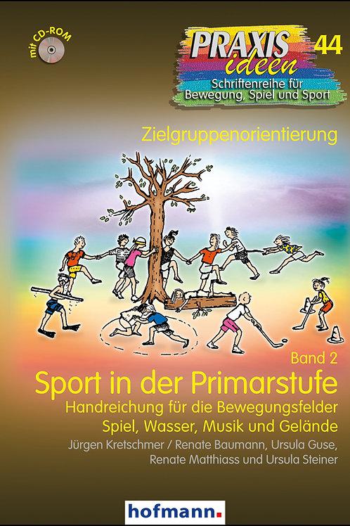Praxisideen Band 44: Sport in der Primarstufe Band 2