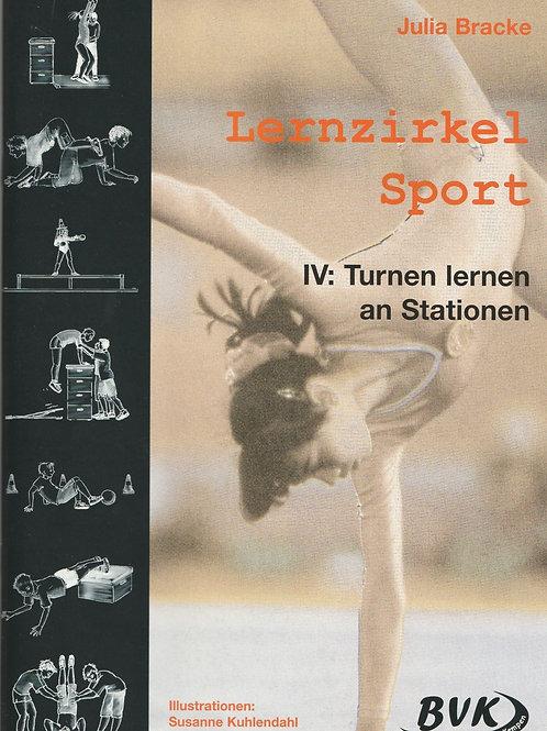Lernzirkel Sport 04: Turnen lernen an Stationen (J. Bracke)
