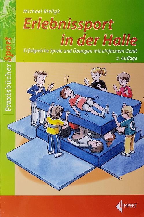 Erlebnissport in der Halle (M.Bieligk)