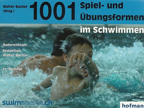 1001 Spiel- und Übungsformen im Schwimmen