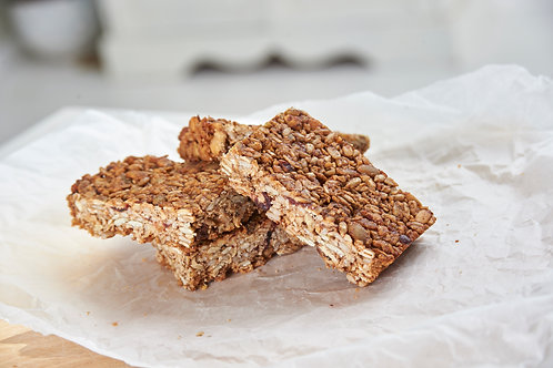 Nut and Seed Granola Slice