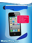 gooper, hermetic, dry, bag, vízálló, tok, iphone, telefon