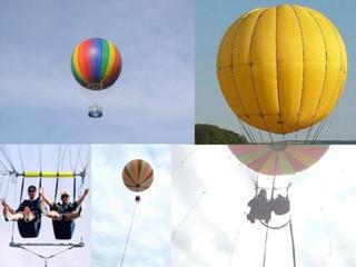 Hélium Ballon - Kalandparkok részére