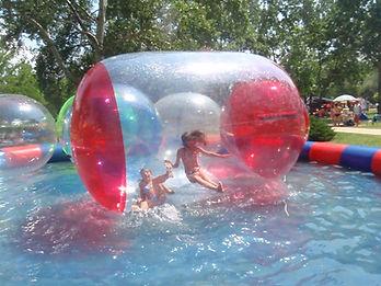 medence, pool, inflatable, felfújható, waterball, water-ball, water ball, waterroller, water roller, aquaroller, boat, csónak, aquaspace