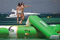 medence, pool, inflatable, felfújható, waterball, water-ball, water ball, waterroller, waterpark, kalandpark, water park, kilövő, blob, spinner, water-park