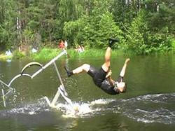 waterskipper
