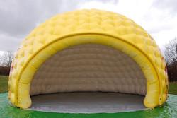 Felfújható sátor, pavilon
