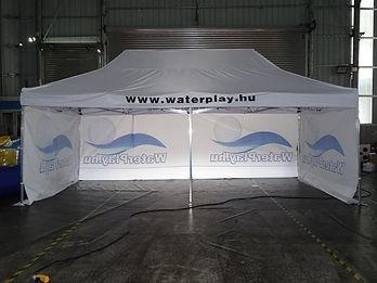 show ball, inflatable, tent, sátor, pavilon, reklám, advert