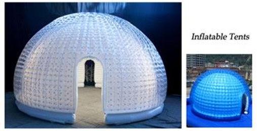 water ball, snow ball, show, home bubble, inflatable, tent, sátor, pavilon, reklám, advert